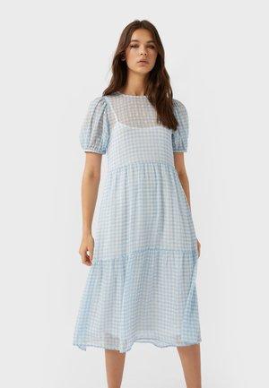 02333742 - Day dress - light blue