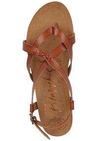 Blowfish Malibu - T-bar sandals - brown - 1