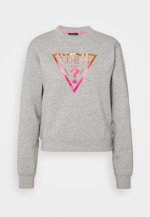 KARIDA  - Sweatshirt - light melange grey