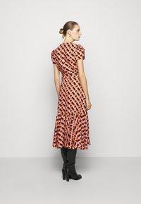 Diane von Furstenberg - VIENNA - Vapaa-ajan mekko - orange - 2