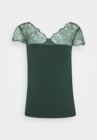 Anna Field - Print T-shirt - teal - 4