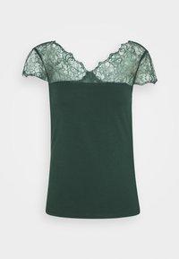 Anna Field - T-shirts med print - teal - 4