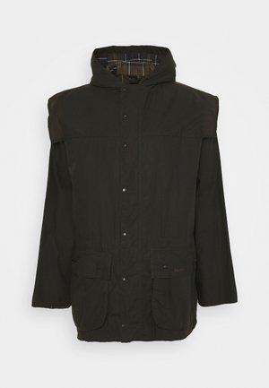CLASSIC DURHAM JACKET - Summer jacket - olive