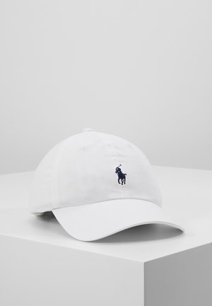 Cap - pure white