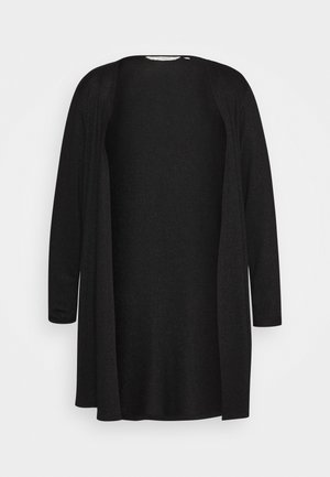 CARDIGAN - Kofta - deep black