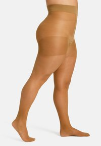 camano - FEINSTRUMPFHOSE WOMEN CURVY DEN 20 MATT - Tights - make up - 0