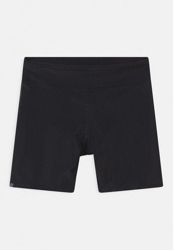 BIKE UNISEX - Leggings - black