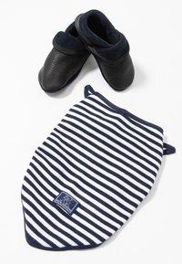 POLOLO - KLASSIK SET - First shoes - enzianblau - 0
