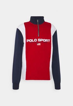 SPORT - Sweatshirt - red multi