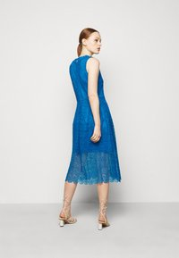 MICHAEL Michael Kors - MIDI DRESS - Cocktail dress / Party dress - bright cyan blue - 2