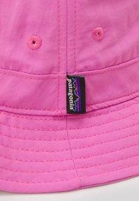 Patagonia - WAVEFARER BUCKET HAT UNISEX - Mössa - marble pink - 3
