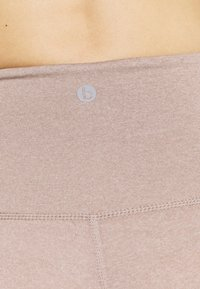 Cotton On Body - ACTIVE HIGH WAIST CORE 7/8 - Leggings - mushroom marle - 6