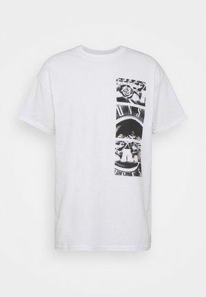 GUNS N ROSES GRAPHIC TEE - Print T-shirt - white