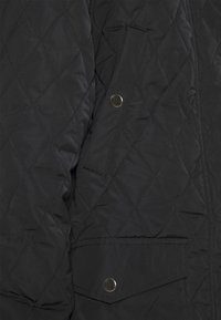 ONLY - ONLSELINE QUILTED - Parka - black - 6