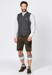 Stockerpoint - Waistcoat - dark grey - 1