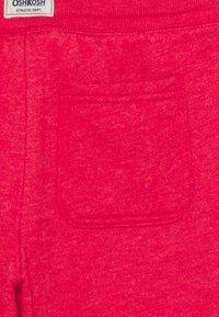 OshKosh - CINCH PANT - Tracksuit bottoms - red - 2