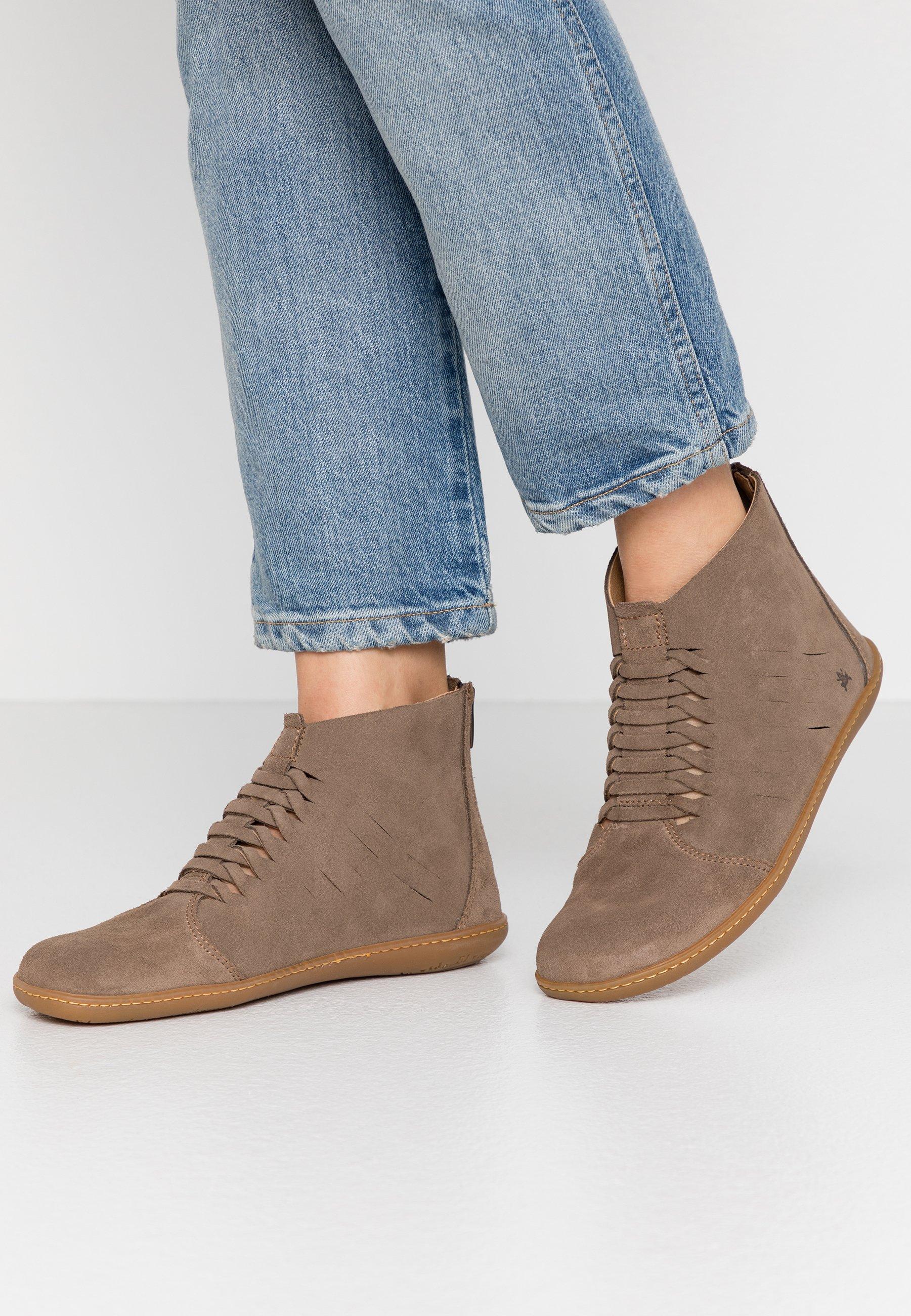 2013 Cheapest El Naturalista EL VIAJERO - Ankle boots - land | women's shoes 2020 tE0bh