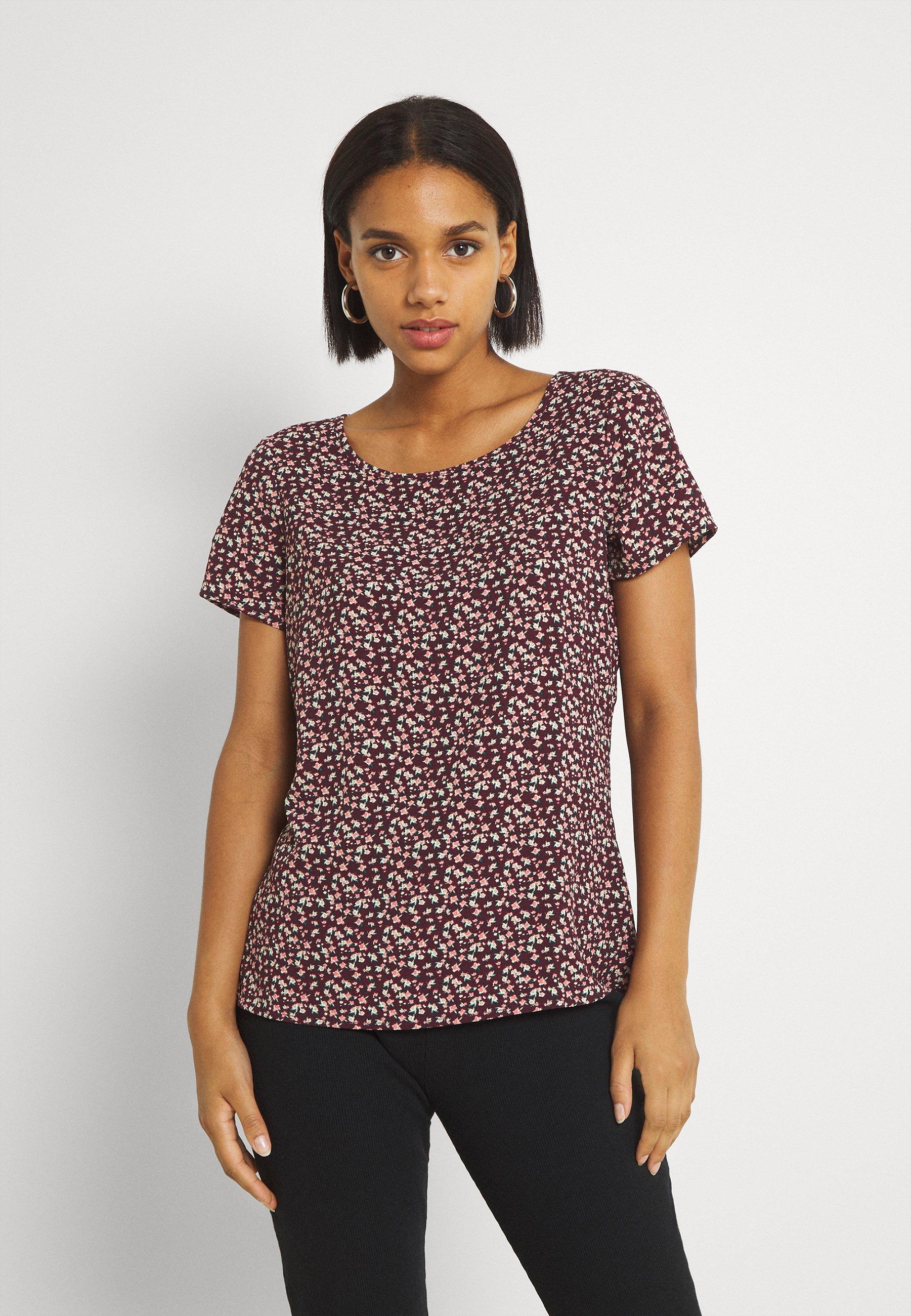 Donna VMSAGA - T-shirt con stampa