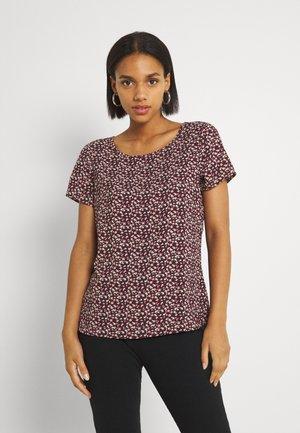 VMSAGA - Print T-shirt - port royale/nalin