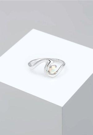 WAVE  - Ringe - silver-coloured