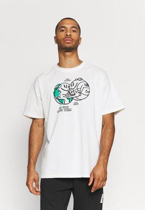 NBA TEAM TEE - Print T-shirt - pure
