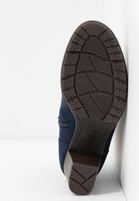 Jana - Ankle boots - navy - 6
