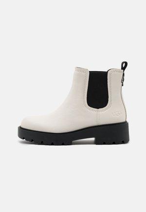 MARKSTRUM - Kotníkové boty na platformě - jasmine