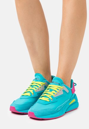 S-SERENDIPITY LC W - Baskets basses - turquoise