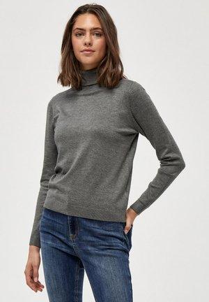 TANA - Jumper - grey mel