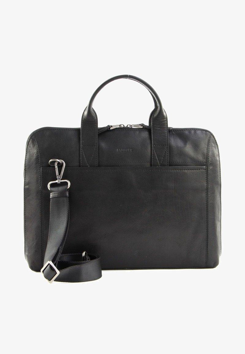 Saddler - GUSTAV  - Laptop bag - black