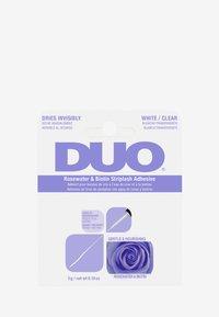 DUO - DUO ROSEWATER & BIOTIN - False eyelashes - clear - 2