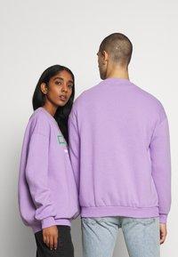YOURTURN - Sweatshirt -  lilac - 2
