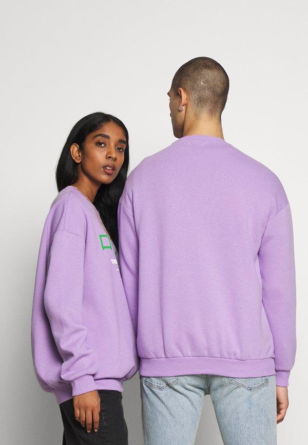 YOURTURN Bluza - lilac/liliowy Odzież Męska OEGN