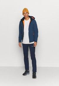 Icepeak - BIGGS - Soft shell jacket - blue - 1