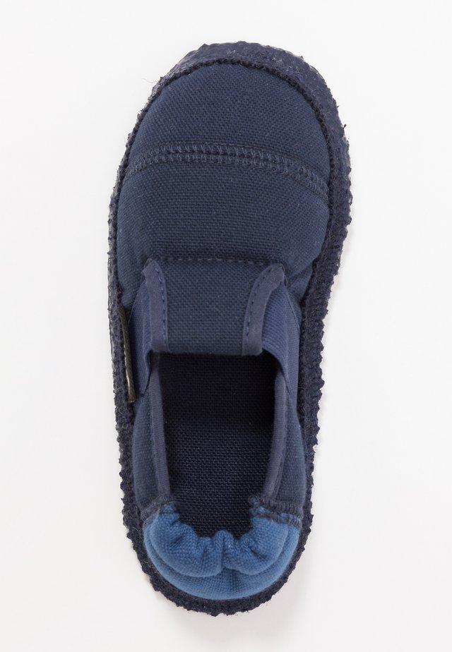 KLETTE - Domácí obuv - blau