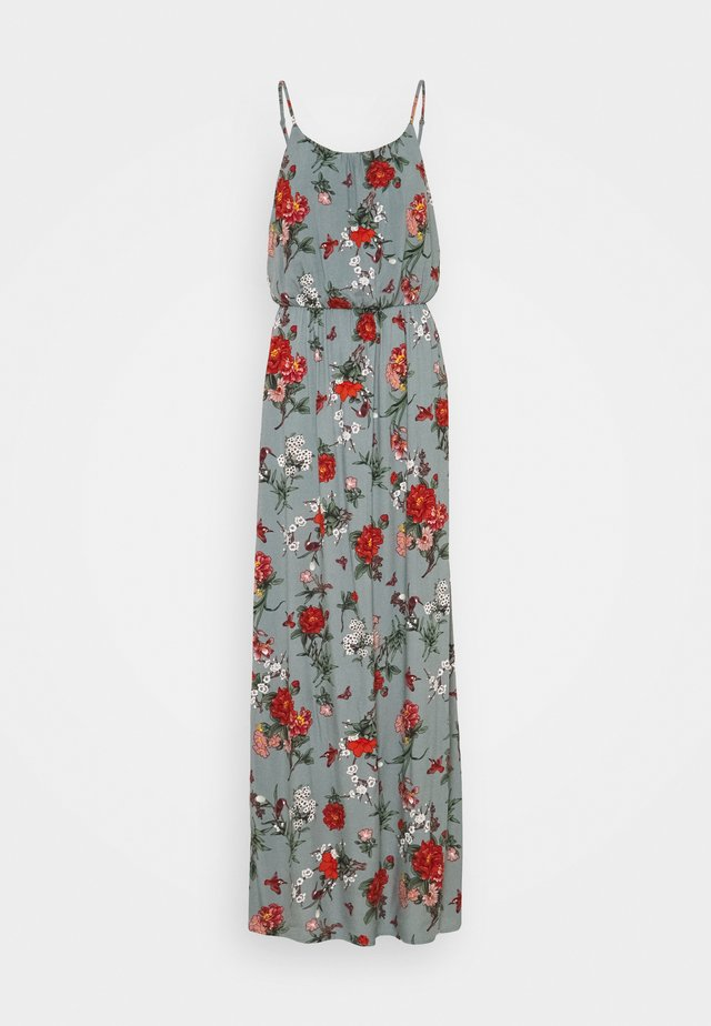 ONLNOVA LIFE STRAP DRESS  - Vestito lungo - balsam green