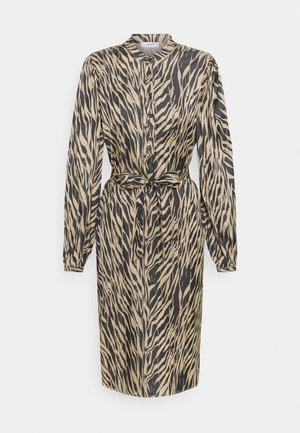 SANDRA ELLANORA DRESS - Denní šaty - black