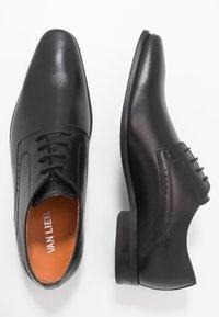 Van Lier - GOLIATH - Smart lace-ups - black - 1