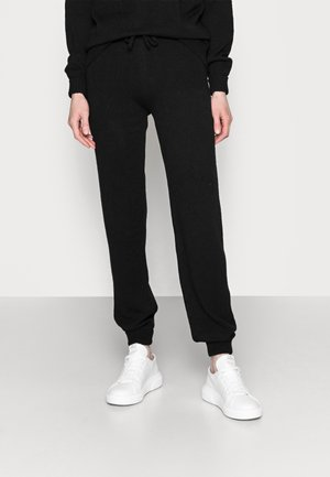 BLACKLOUNGE TROUSER - Kangashousut - black
