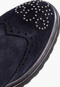 Pinto Di Blu - Classic ankle boots - bleu - 2