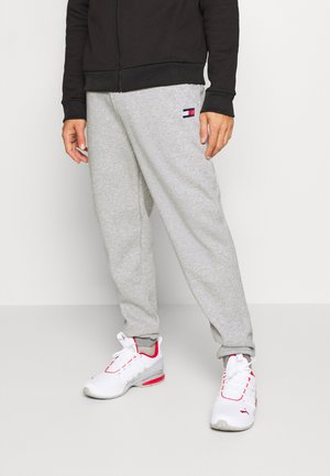 CUFFED REGULAR PANT - Tracksuit bottoms - grey