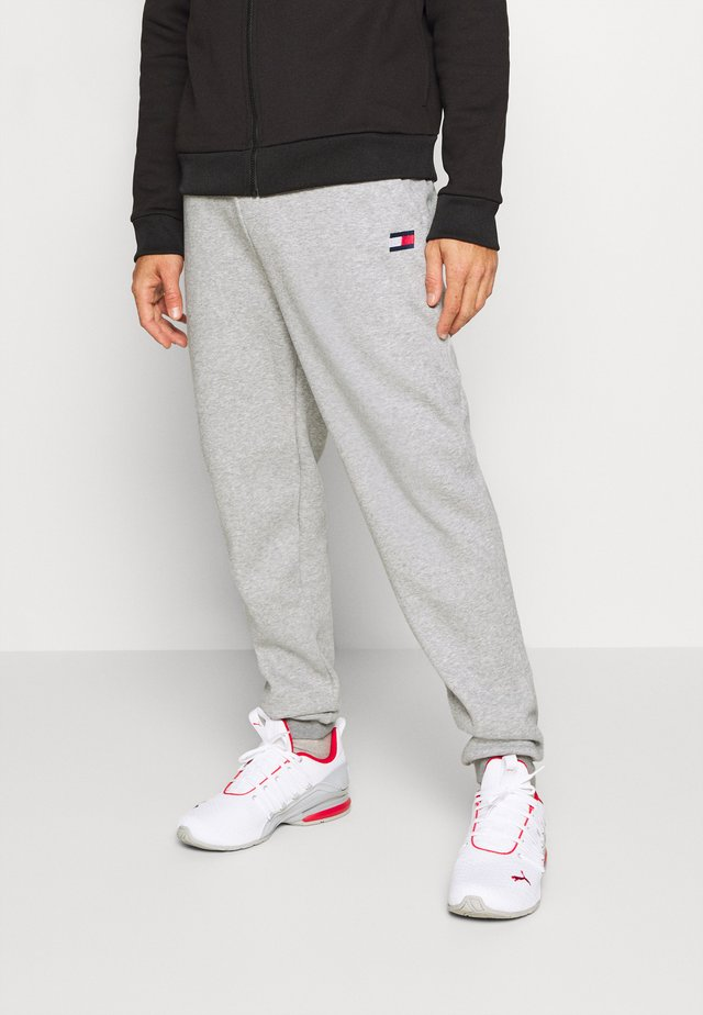 CUFFED REGULAR PANT - Trainingsbroek - grey