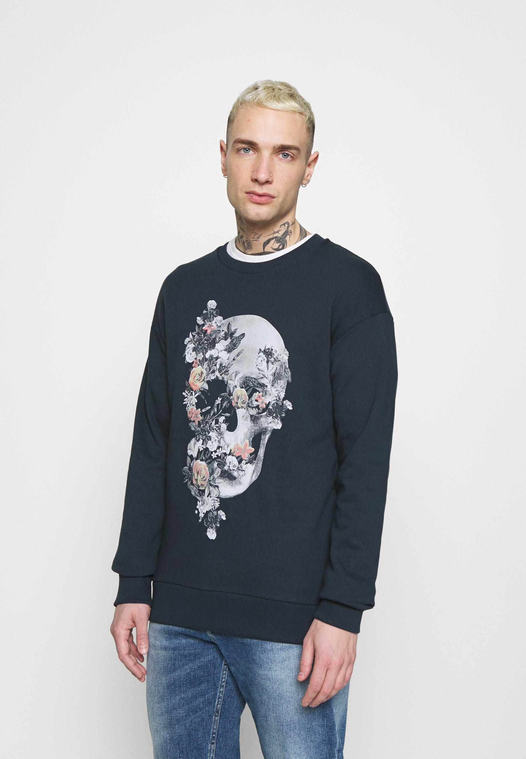 Men JPRBLA PARADOX CREW NECK - Sweatshirt