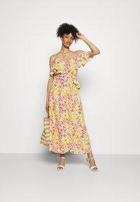 NAF NAF - COSTA - Denní šaty - costa ecru - 1