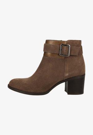 Ankle boot - chestnut/smoke grey c6j1x