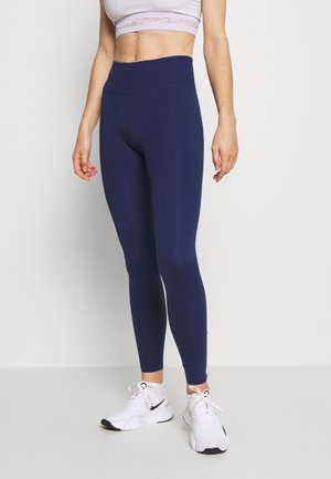ONE LUXE - Legginsy - binary blue/clear