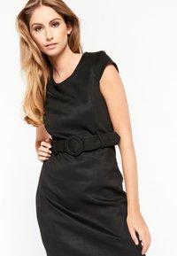 LolaLiza - Shift dress - black - 4
