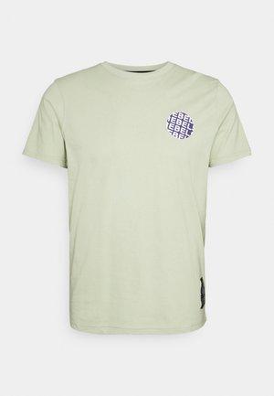 JACE TEE UNISEX - Print T-shirt - swamp