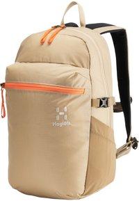Haglöfs - Hiking rucksack - sand/flame orange - 3