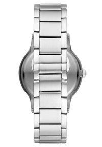 Emporio Armani - RENATO - Watch - silver - 1